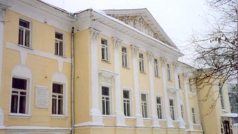 Реставрацию здания Литературного института имени Горького проведут в российской столице