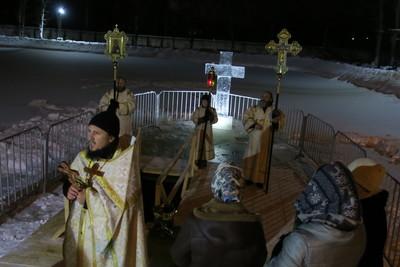 Крещенские купания пройдут на 5 водоемах Орехово‑Зуева в ночь с 18 на 19 января