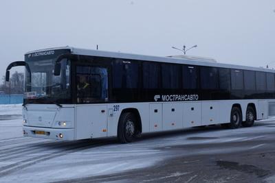 Автобусы «Мострансавто» начали курсировать еще по 13 маршрутам в Подмосковье