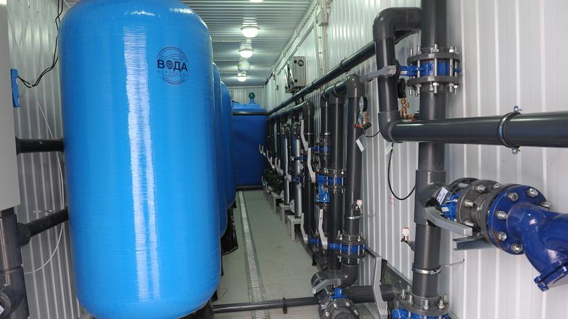 Власти Подмосковья принимают меры для повышения качества воды в Орехово-Зуеве