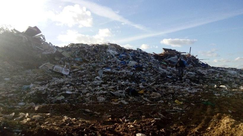 Активисты ОНФ проверят информацию о том, что на полигон «Кулаковский» продолжают свозить мусор