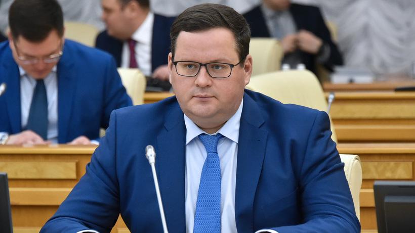 Антон Котяков стал заместителем минфина РФ