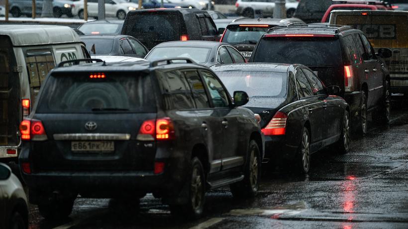 ВПодмосковье впрошлом месяце на14% упали продажи авто