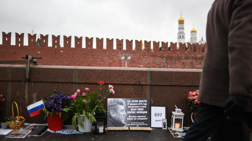 Оппозиция хочет провести марш памяти Немцова уКремля