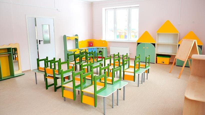 Детский сад на 150 мест ввели в строй в Люберцах