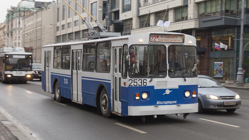 Картинки по запросу Московские троллейбусы
