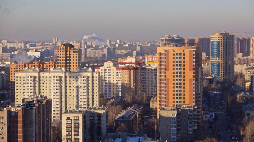 Навторичном рынке Подмосковья загод упала вцене только самая бюджетная недвижимость
