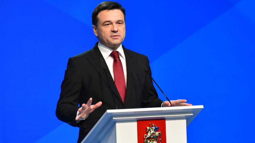 Андрей Воробьёв вошёл вТоп-5 январского медиарейтинга губернаторов-блогеров