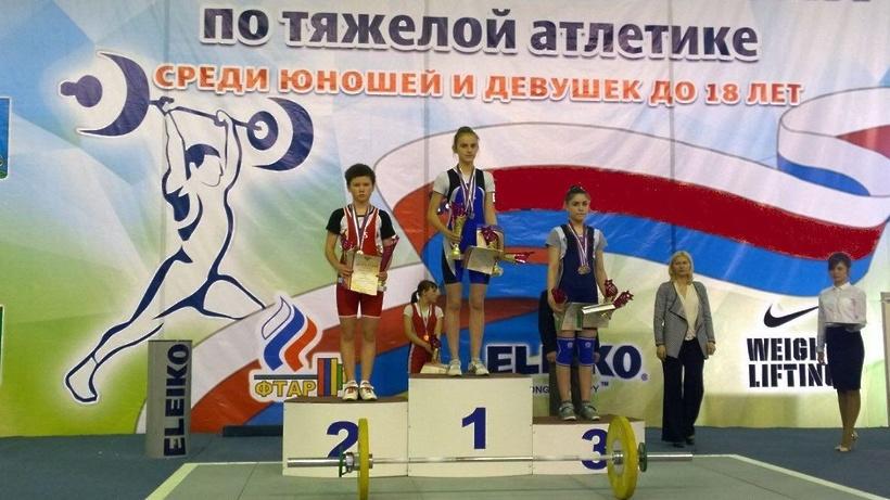 Дамир Морозкин изМордовии— победитель главенства Российской Федерации потяжелой атлетике