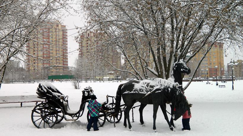 Российскую столицу иПодмосковье 10февраля ожидают легкий мороз инебольшой снег