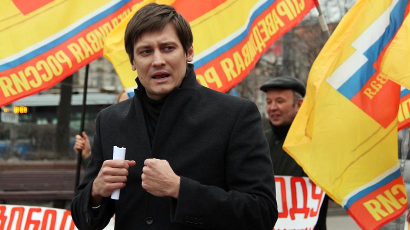 Гудков желает стать единственным кандидатом вмэры столицы отдемократов