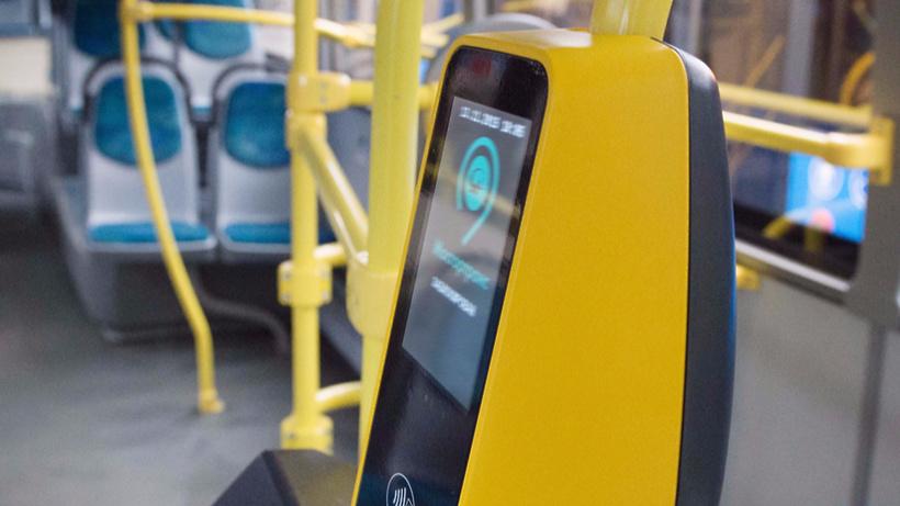 Проезд вкоммерческих автобусах столицы сейчас можно оплатить при помощи телефона
