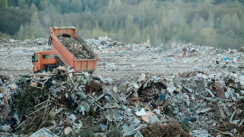 Почти 10 миллионов тонн отходов размещают в Подмосковье ежегодно
