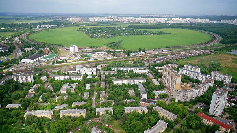 Бизнес вложил в развитие ТиНАО более 1,2 трлн рублей за последние 8 лет