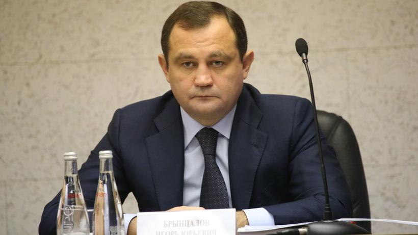 Владимир Быков занял 31 место вмедиарейтинге глав ЗакСобраний