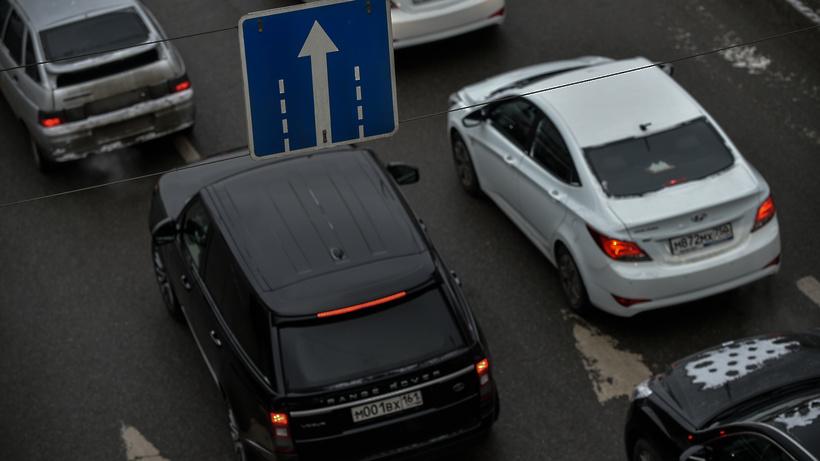 С14марта Подмосковная улица насеверо-западе столицы будет односторонней