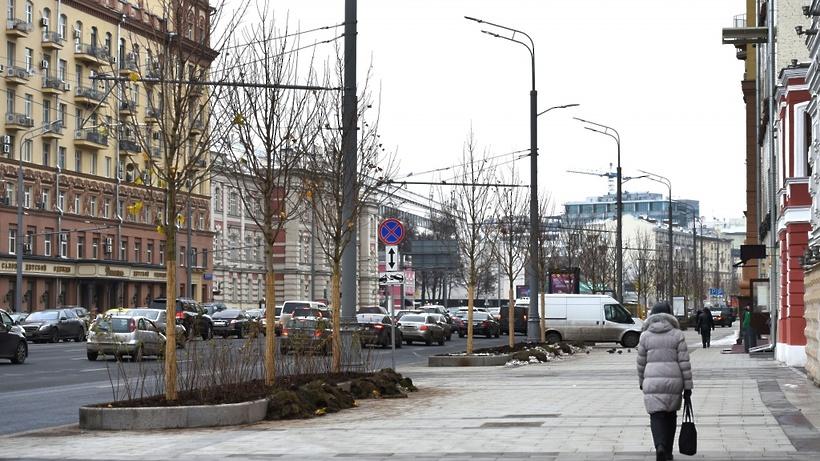В российской столице приступили кочередному этапу программы «Моя улица»