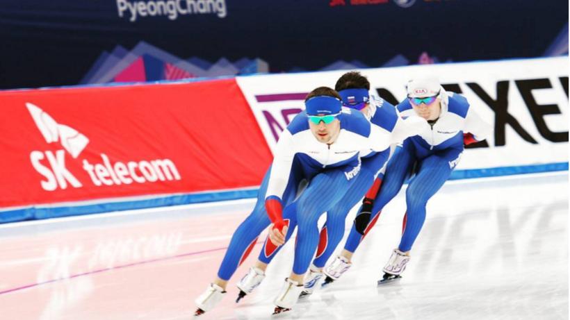 Русский конькобежец одержал победу серебро начемпионате мира наотдельных дистанциях