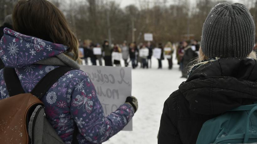 Организаторы митинга 26марта отказались отпредложенных площадок