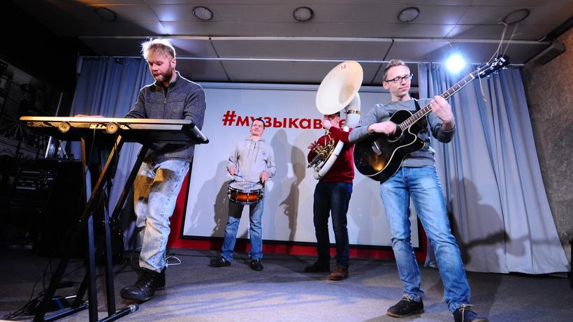 Пассажиры выберут любимых исполнителей проекта «Музыка вметро»