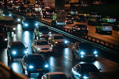 Движение на шоссе Энтузиастов восстановили после ДТП с автобусом