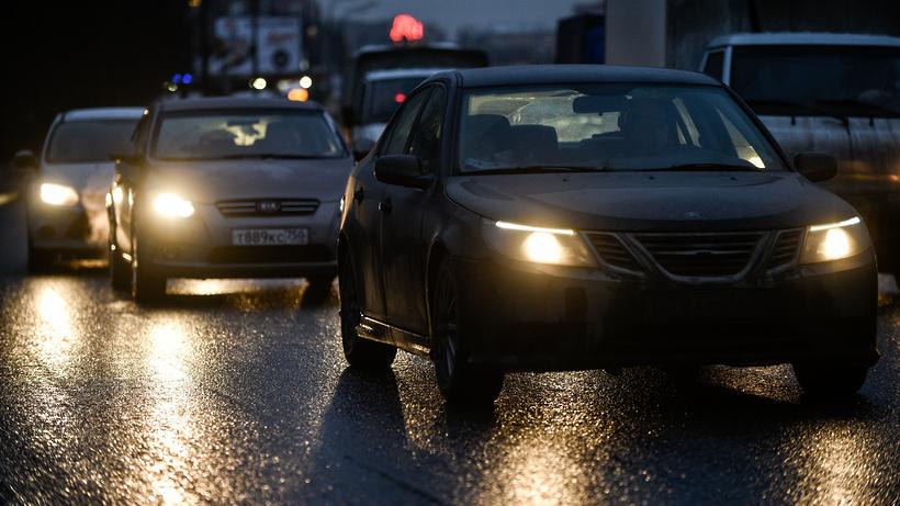 Водителей попросили выезжать наавтомобиле сзимней резиной