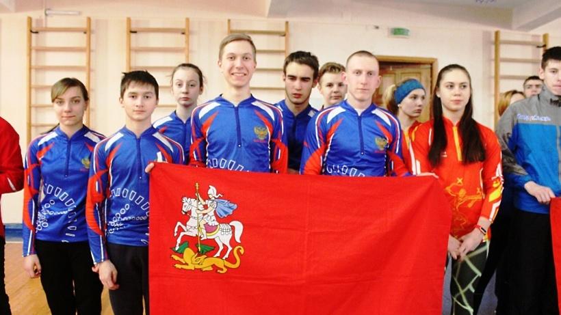 Областная сборная вошла в пятерку лучших на этапе Кубка России по спортивному туризму