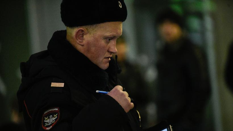 Подозреваемого вкраже 140кг медного кабеля задержали в российской столице