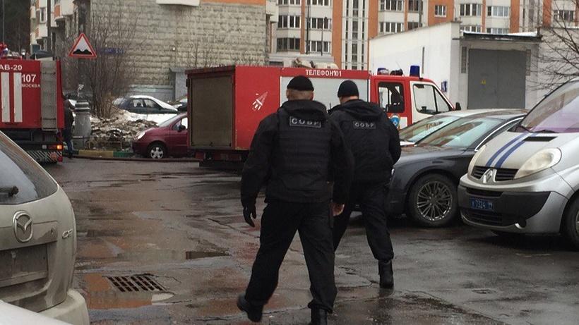 Милиция прокомментировала захват семьи взаложники вПодмосковье