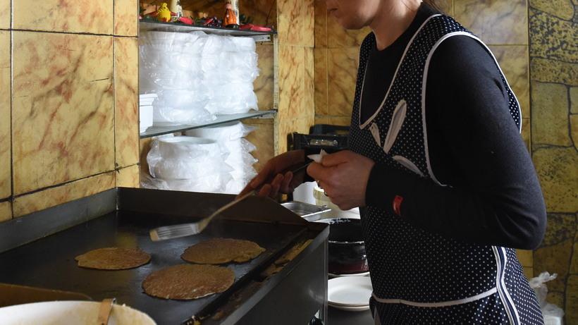 Военные повара из 6-ти стран накормили Шойгу на«АРМИ-2017»