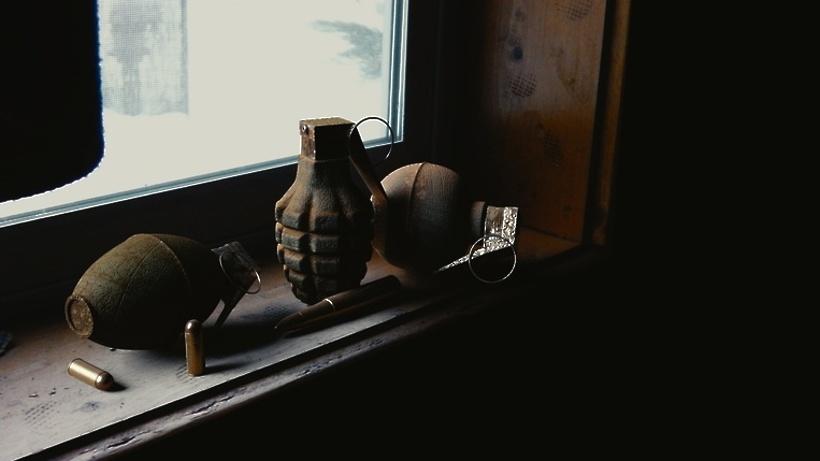 В столице работники Почты РФ отыскали впосылке ручную гранату