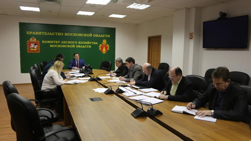 Подготовку к пожароопасному сезону обсудили на заседании в регионе