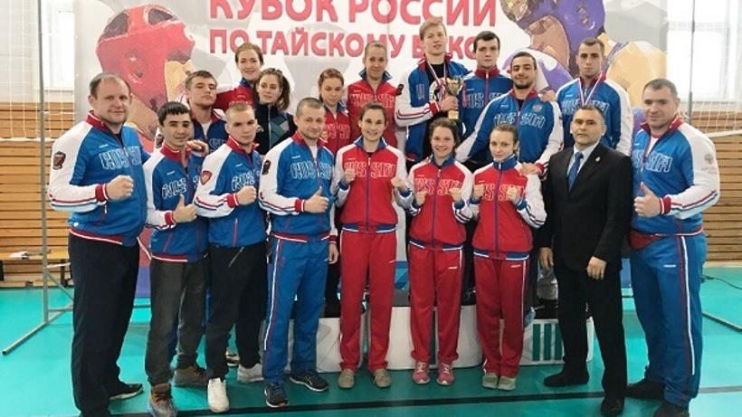 Калининградская спортсменка Анастасия Непианиди выиграла Кубок Российской Федерации потайскому боксу