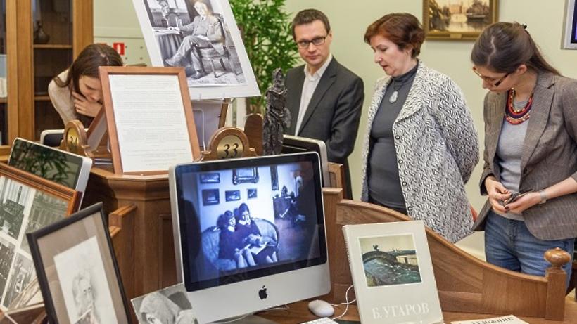 Президентская библиотека им.Ельцина заработает вКалуге