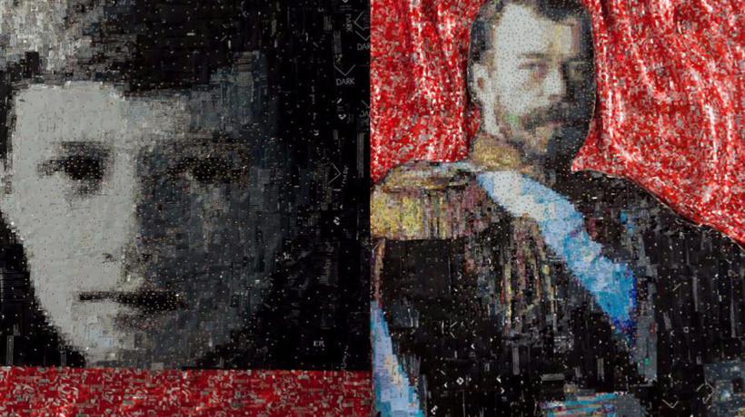 Выставка портретов НиколаяII изалюминиевых банок откроется в столицеРФ 1марта