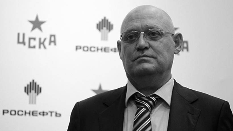 Сын хоккеиста Владимира Петрова опроверг слухи осмерти отца отрака