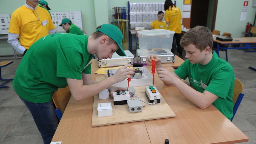 Более 60 студентов Подмосковья соревнуются за право попасть в финал WorldSkills Russia