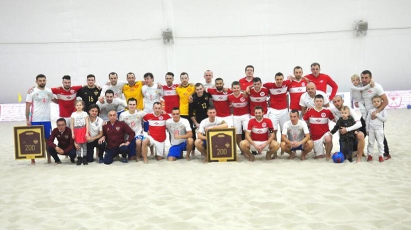 Центр пляжных видов спорта открыли вХимках