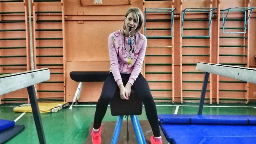 разврат на физкультуре в школе фото