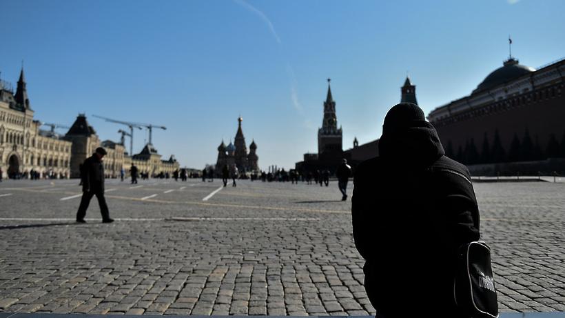 Снег в столице России  растаял надве недели прежде