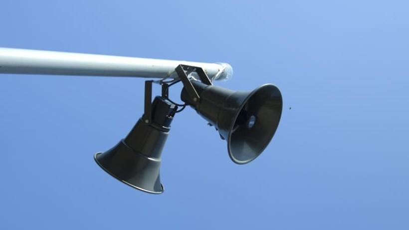 Проверка электросирен системы оповещения пройдет в Щелкове 24 декабря