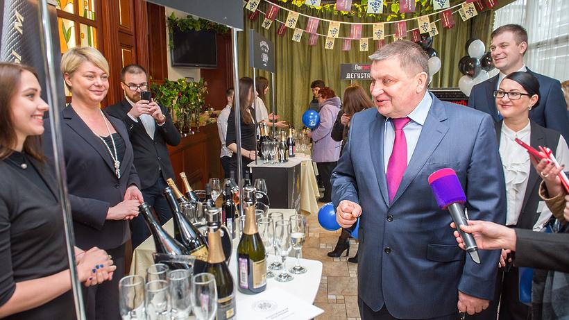 Фестиваль Крымских вин в Одинцове возобновит свою работу на выходных