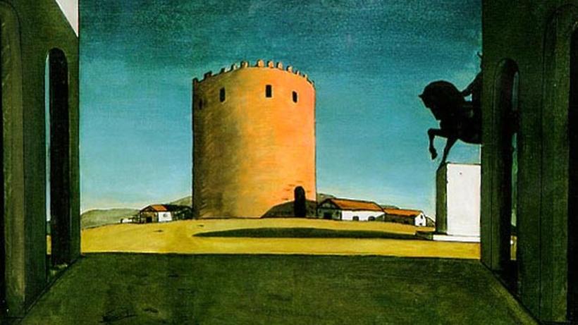 Первую масштабную выставку де Кирико в России откроют в Третьяковке