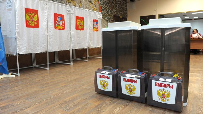 Голосование на выборах в пяти муниципалитетах Подмосковья проходит в штатном режиме