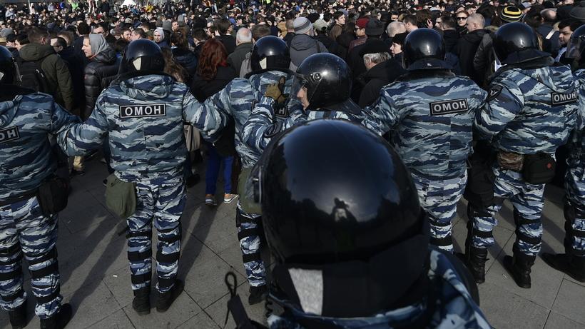 Милиция предупредила опровокациях наоппозиционном митинге 12июня