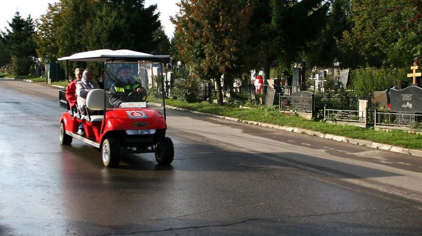 Догородских кладбищ организуют дополнительные маршруты
