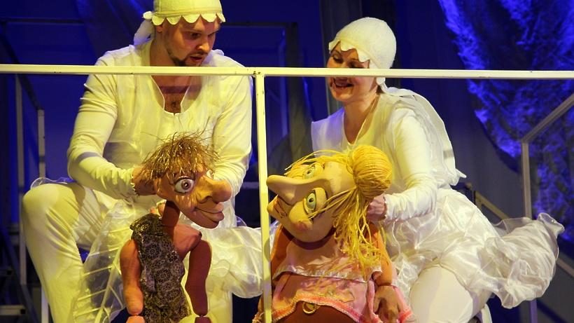 Московский областной театр кукол получит грант в размере 250 тысяч рублей