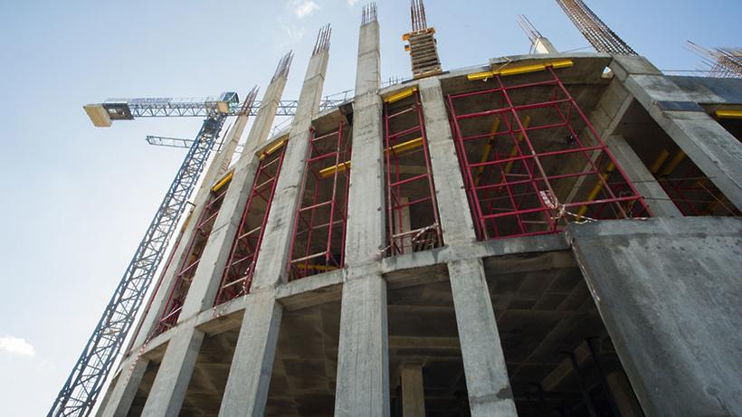 Ввод нового здания МХТ имени Чехова вэксплуатацию запланирован на 2018г