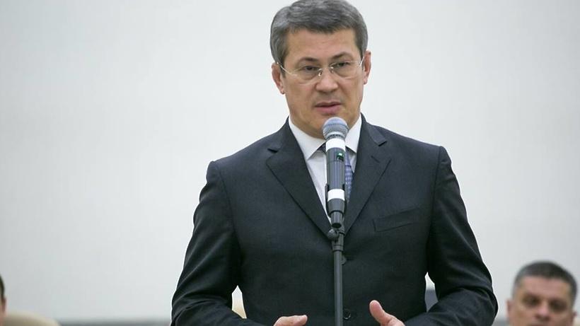 Главой подмосковного города Красногорск избран Радий Хабиров