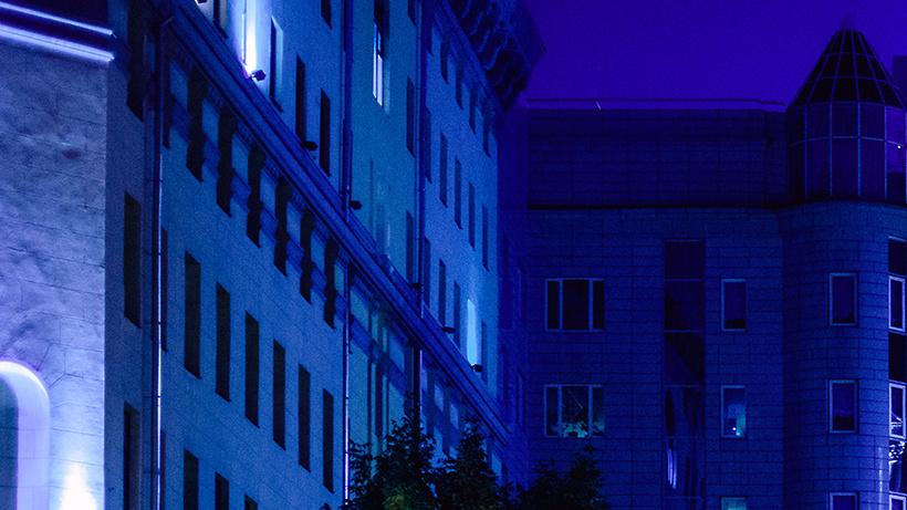 Подмосковье присоединяется к акции «Зажги синим»